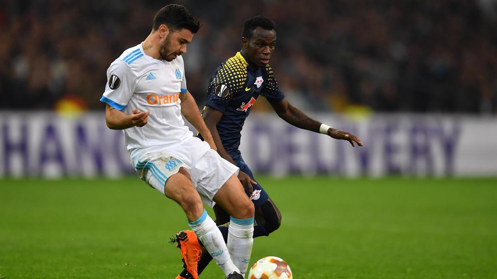 Morgan Sanson soll das Interesse von Borussia Dortmund geweckt haben