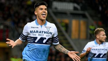 Joaquin Correa erzielte in Mailand den Treffer des Abends