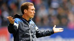 Hannes Wolf beim HSV vor dem Aus?