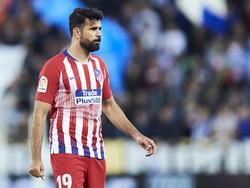 Diego Costa no sabe si continuará el próximo año en el Atlético. (Foto: Getty)