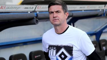 Der HSV hat Ralf Becker entlassen