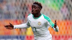 Amadou Sagna lidera la tabla la clasificación de goleadores. (Foto: @SidelineScouted)