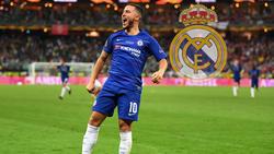 Eden Hazard wechselt vom FC Chelsea zu Real Madrid