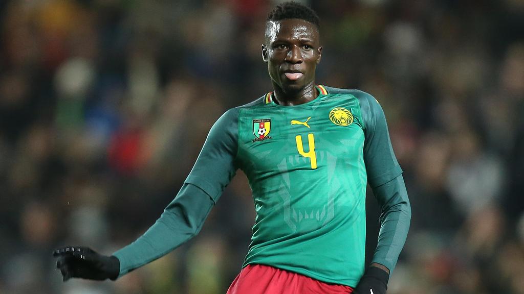 Yaya Banana erzielte das erlösende 1:0 für Kamerun