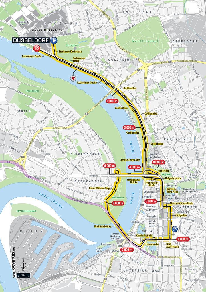 Diashow Tour De France 2017 Die Wichtigsten Infos Zu Allen Etappen