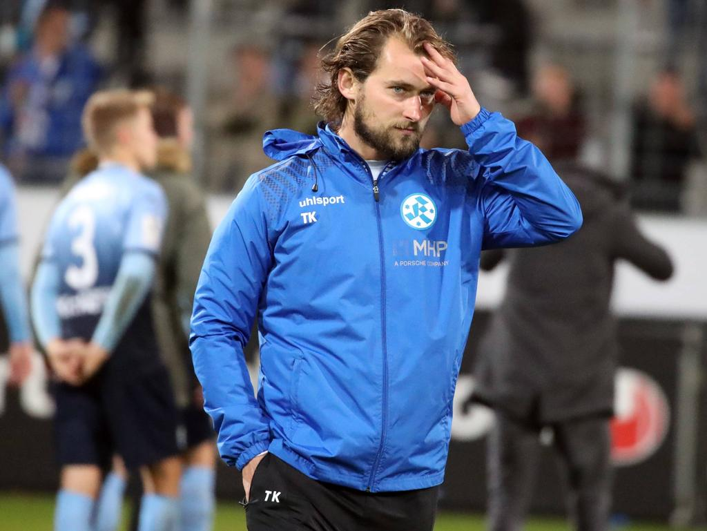 Muss den Trainerstuhl räumen: Tomasz Kaczmarek