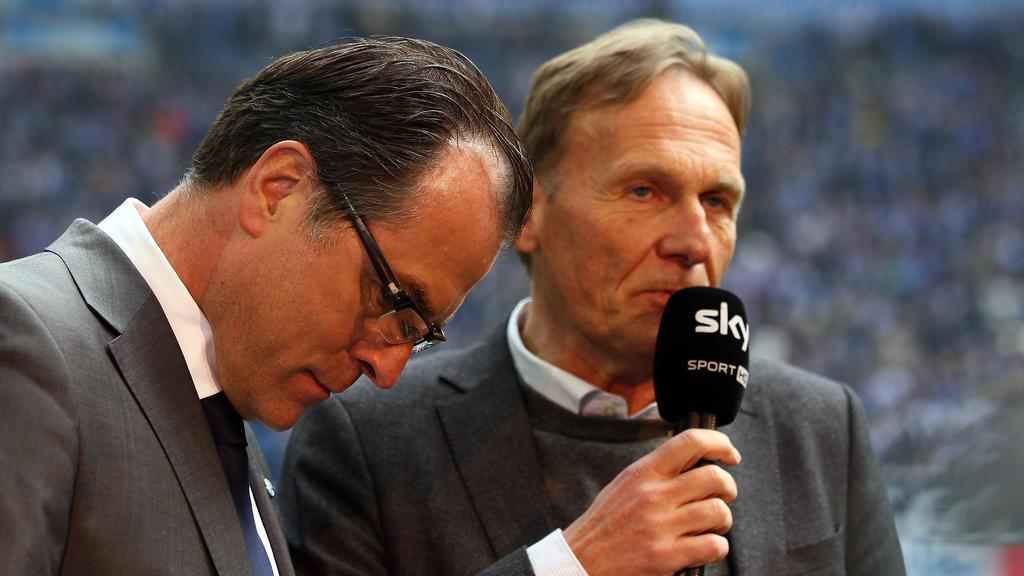 BVB-Boss Watzke blickt auch auf die Entwicklung beim FC Schalke 04