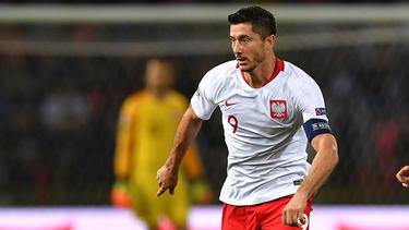 Lewandowski fährt mit Polen zur EM