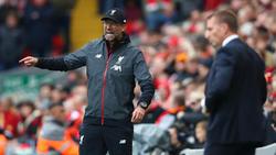 Jürgen Klopp und der FC Liverpool jagen einen Startrekord in der Premier League