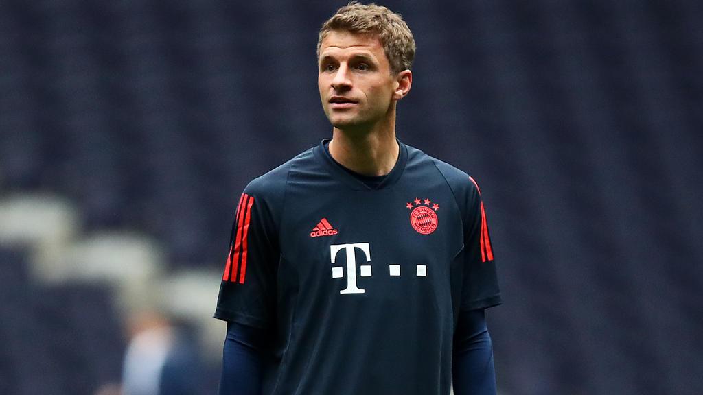 Van Buyten sieht Thomas Müller beim FC Bayern richtig aufgehoben