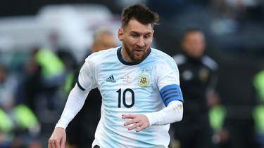 Lionel Messi steht vor seinem Comeback in der Nationalmannschaft