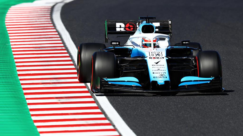 George Russell ist mit seiner Saison in der Formel 1 zufrieden