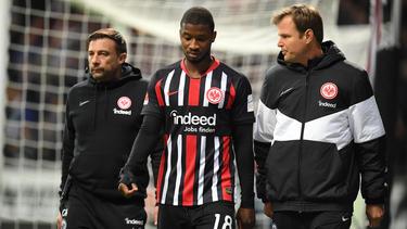 Almamy Touré fehlt Frankfurt lange