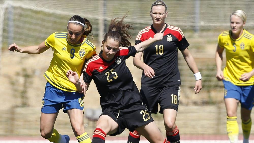 Die DFB-Frauen nehmen im März am Algarve Cup teil