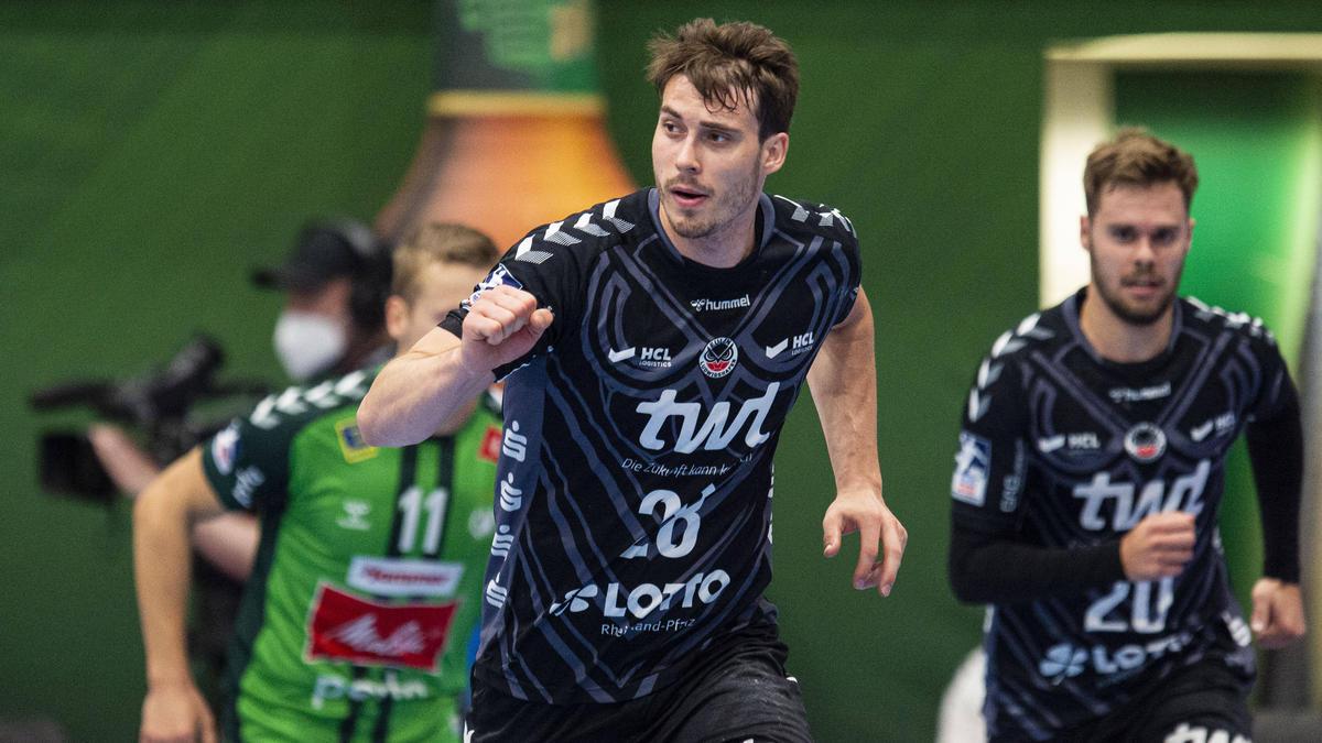 Hendrik Wagner spielt ab Sommer 2022 für die HSG Wetzlar