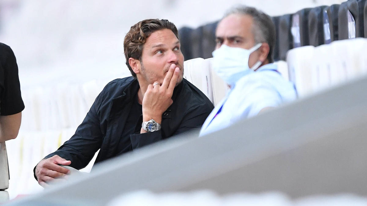 Ex-BVB-Trainer Edin Terzic war bei Hertha BSC im Gespräch