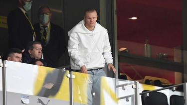 BVB-Profi Haaland wird für die kommenden Länderspiele ausfallen