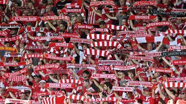 Fans von Union Berlin haben einen Skandal erzeugt