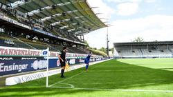 Stadion KSC: Mit 2G-Regel bald wieder volle Auslastung
