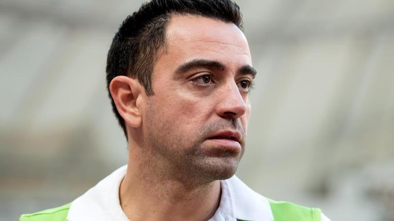 Xavi ist beim FC Barcelona als Nachfolger von Trainer Ernesto Valverde im Gespräch