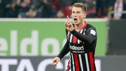 Erik Durm tritt mit Eintracht Frankfurt beim BVB an