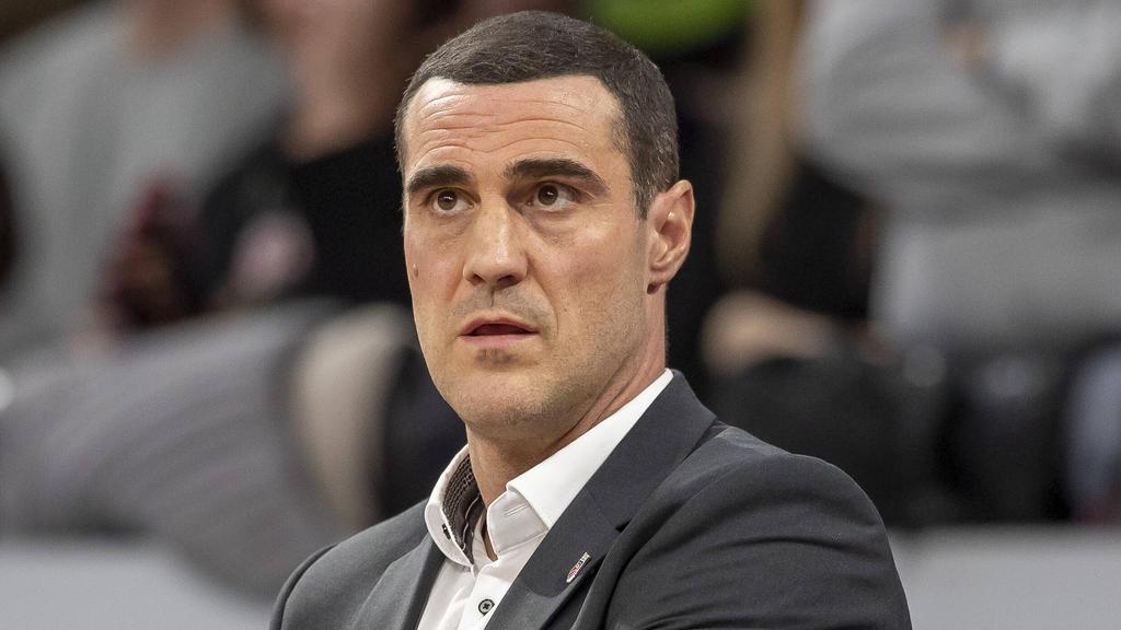 Brose Bambergs Coach Roel Moors kann einen neuen Spieler begrüßen