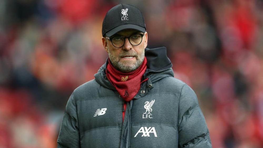 Auch Jürgen Klopps FC Liverpool pausiert