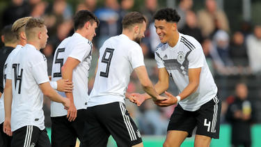 Die DFB-Junioren müssen pausieren