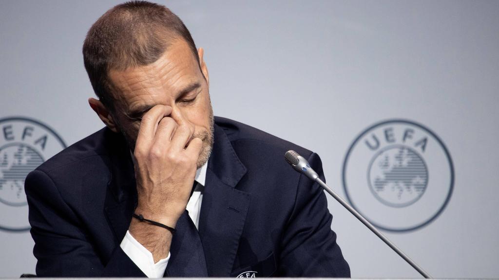 Auch die Verantwortlichen der UEFA werden getestet