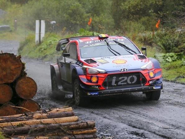 Auch die Rallye Großbritannien musste abgesagt werden