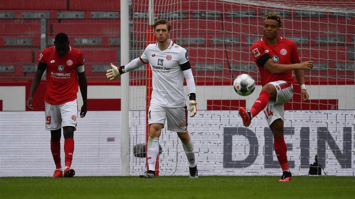 Die Mainzer bekamen gegen Leipzig die Hütte voll
