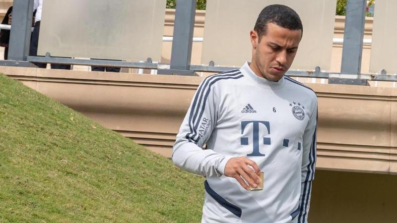 Hatte sich einer Leistenoperation unterzogen: Thiago vom FC Bayern München
