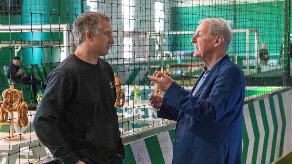 Möchte nicht noch einmal in den Aufsichtsrat von Werder Bremen: Jörg Wontorra (r.)