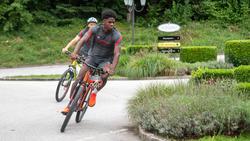Taiwo Awoniyi hatte in der vergangenen Saison das Trikot von Mainz 05 getragen.
