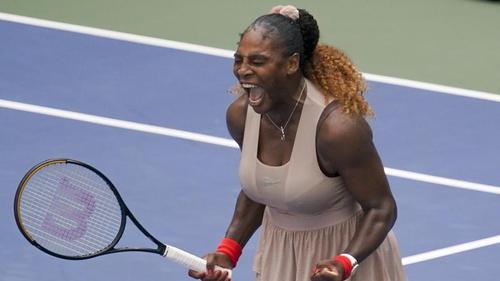 Erfolgreiche Mama: Serena Williams