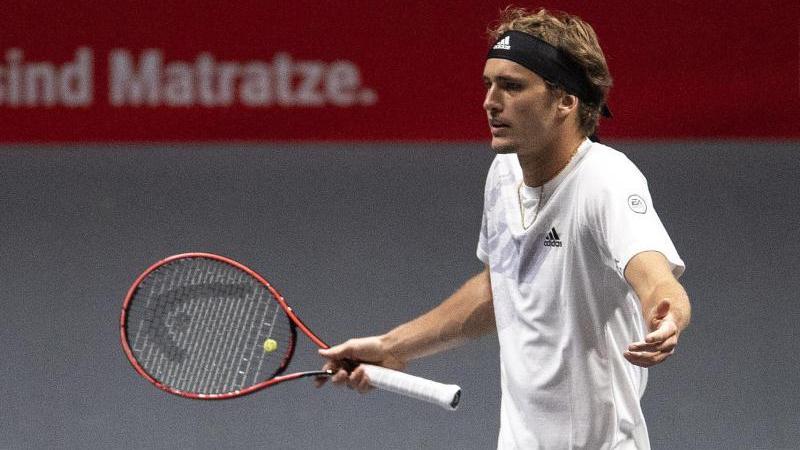 Hadert immer noch mit seiner Niederlage im Finale der US Open: Alexander Zverev
