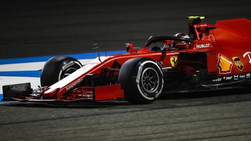 Gerade einmal einen Zähler konnte Ferrari aus Bahrain entführen