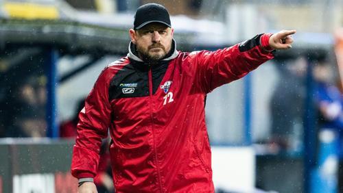Steffen Baumgart will mit Paderborn in die nächste Runde