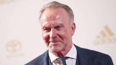 Karl-Heinz Rummenigge aus der Führungsriege des FC Bayern München