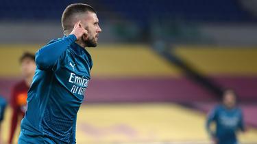 Ante Rebic traf zum 2:1 für Mailand