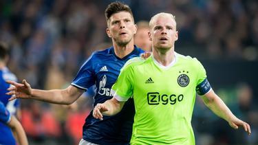 Klaassen und Huntelaar spielten gemeinsam bei Ajax