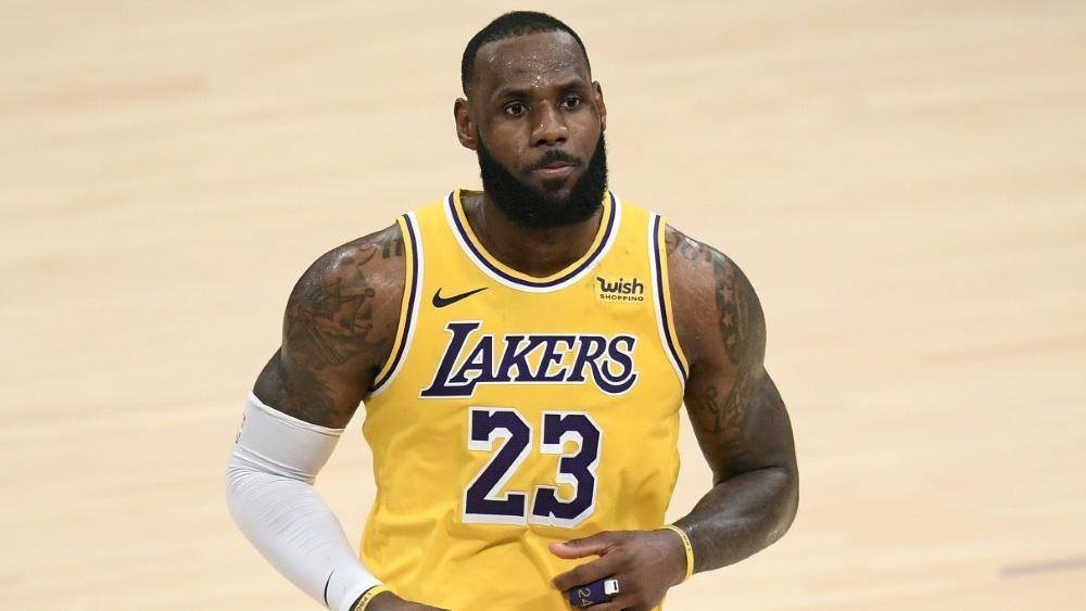 Nächster Meilenstein in der NBA für LeBron James