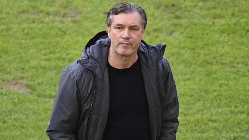 BVB-Sportchef Michael Zorc spricht erneut über Erling Haaland