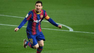 Messi seguirá vistiendo la camiseta azulgrana.