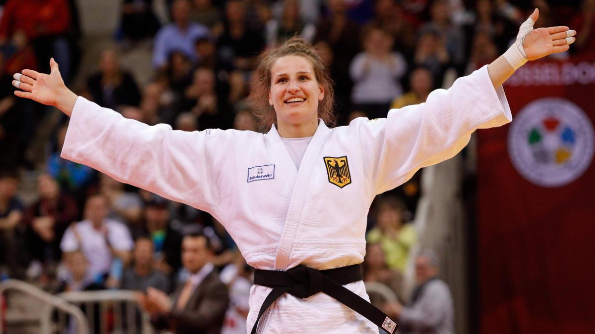 Anna-Maria Wagner hat sich den WM-Titel gesichert