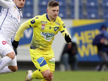 Zumindest den gelb-blauen Farben bleibt Nicolas Meister in der kommenden Saison treu