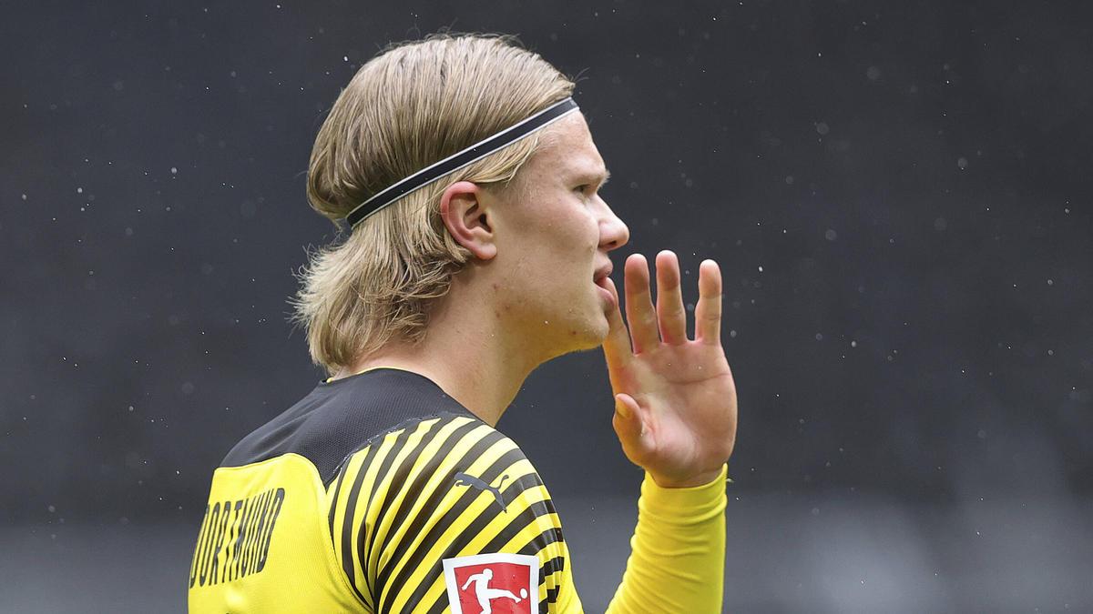BVB-Torjäger Erling Haaland wird immer wieder bei FC Bayern, Real, Chelsea und Co. gehandelt