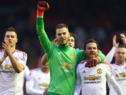 David De Gea (M.) soll langfristig bei Manchester United bleiben