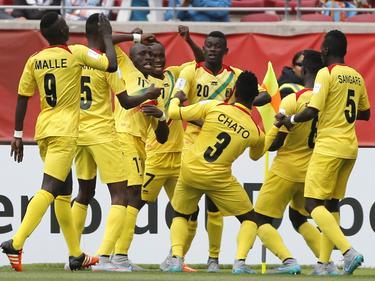 La selección de Malí quiere desbancar a Nigeria en la final. (Foto: Imago)
