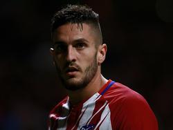 Koke marcó el único gol del Atlético en Getafe. (Foto: Getty)